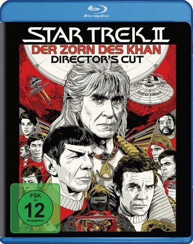 Blu-ray »Star Trek 02 - Der Zorn des Khan (Director's Cut)«