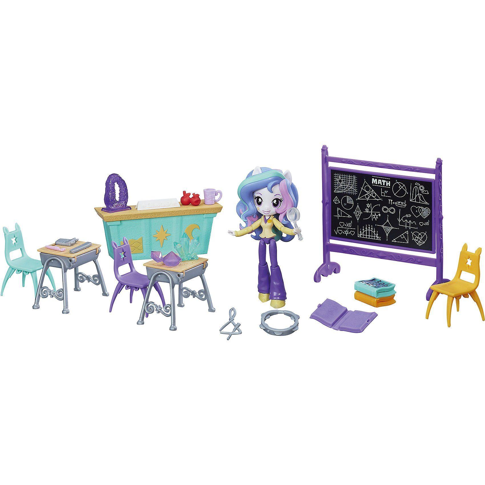 Hasbro Equestria Girls Minis Spielset Schulspaß