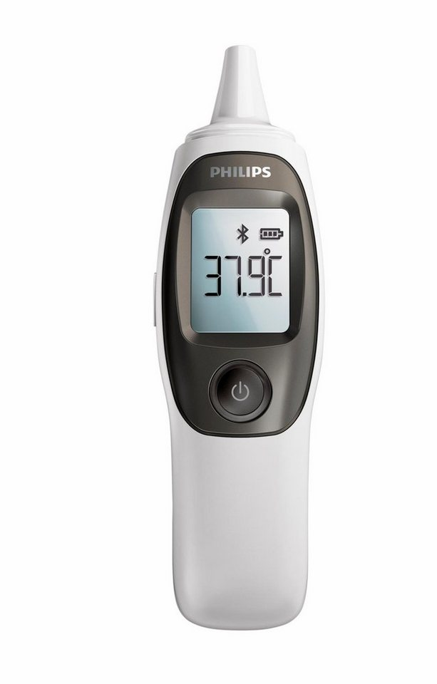 Philips Ohrthermometer DL8740/01, mit App-Anbindung