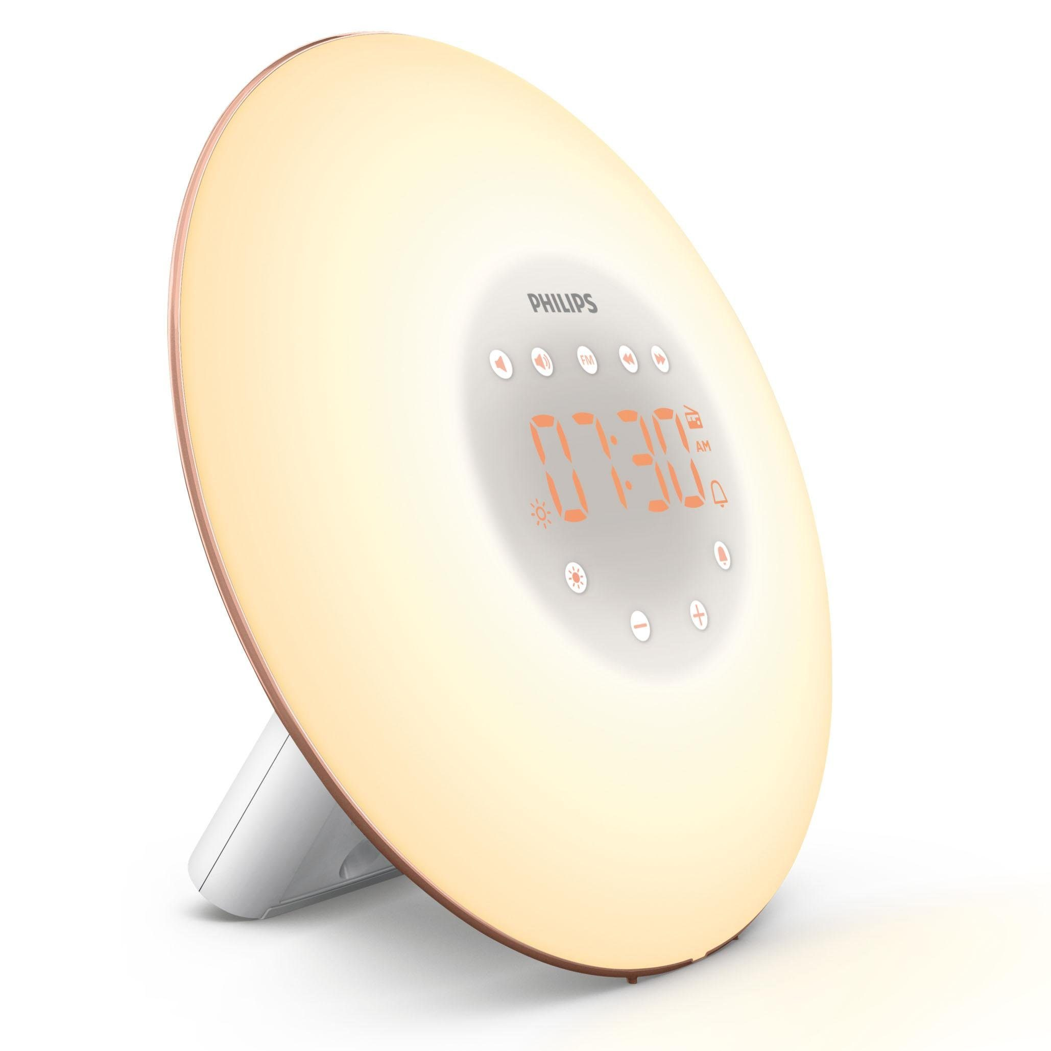 Philips Tageslichtwecker »HF350650 Wake Up Light« Aufwachen mit Licht und natürlichen Tönen online kaufen | OTTO