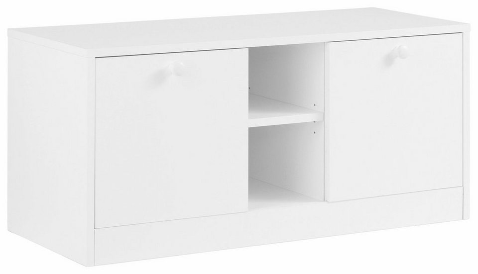 Schuhbank »Nicolas« in weiß