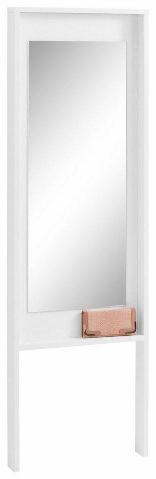 Spiegel »Nicolas« in weiß
