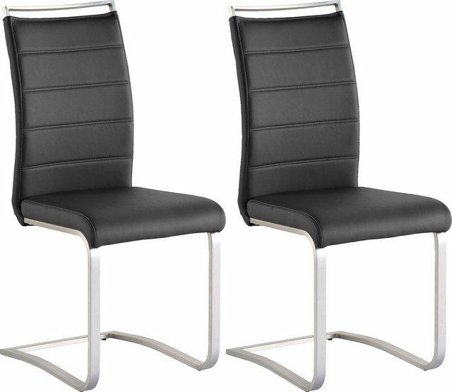 Stühle und Bänke - MCA furniture Freischwinger »Pescara« 2er Set  - Onlineshop OTTO