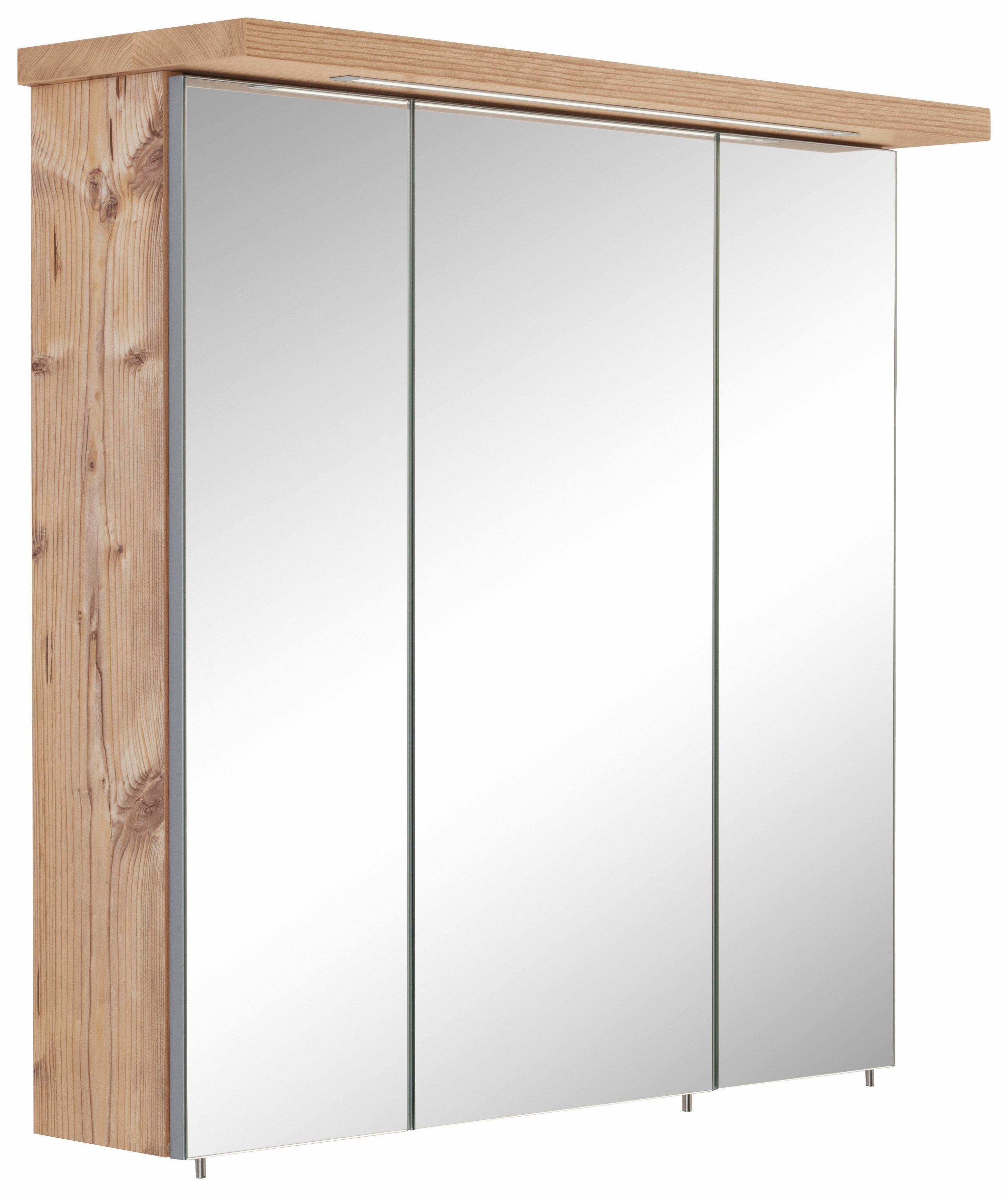 Schildmeyer Spiegelschrank »Profil 25« mit LED-Beleuchtung