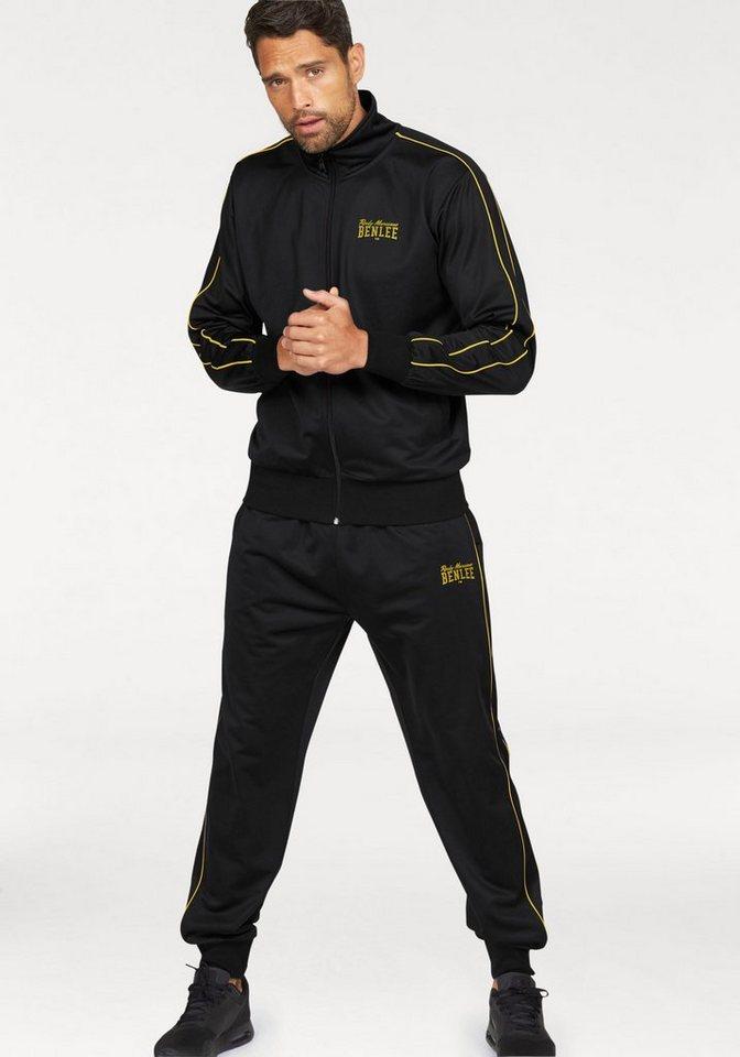 Benlee Rocky Marciano Trainingsanzug »Tricot Fleece« in schwarz