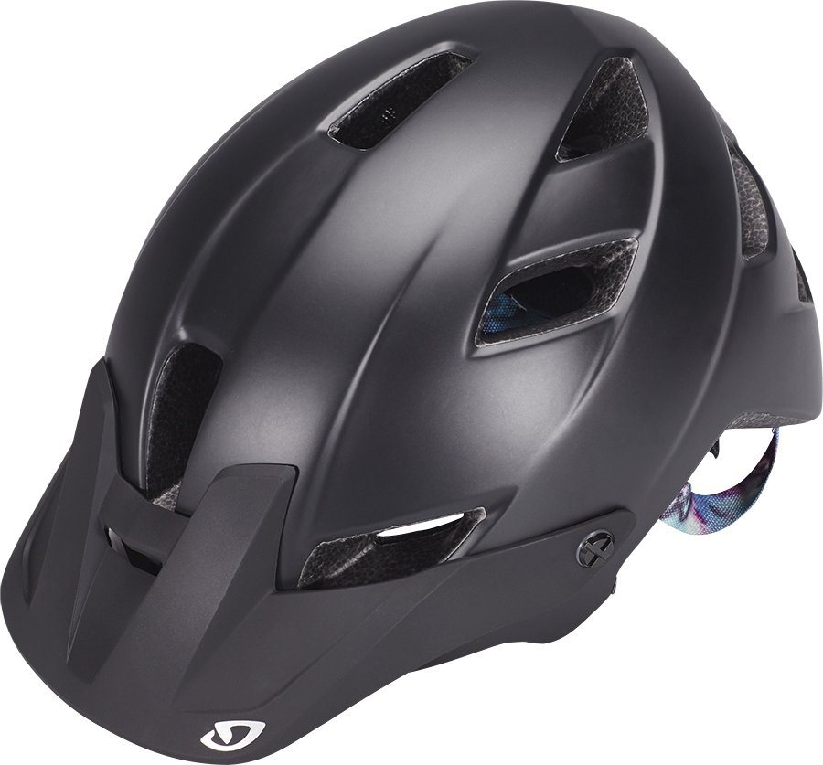 Giro Fahrradhelm »Feather Helmet Women« in schwarz