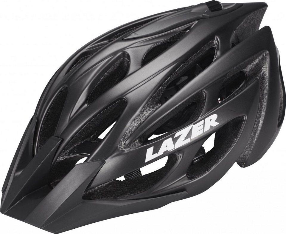 Lazer Fahrradhelm »Rox Helm« in schwarz