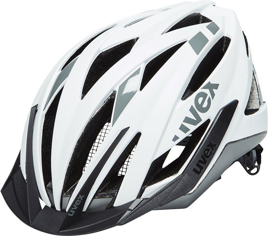 UVEX Fahrradhelm »ultra snc Helm« in weiß