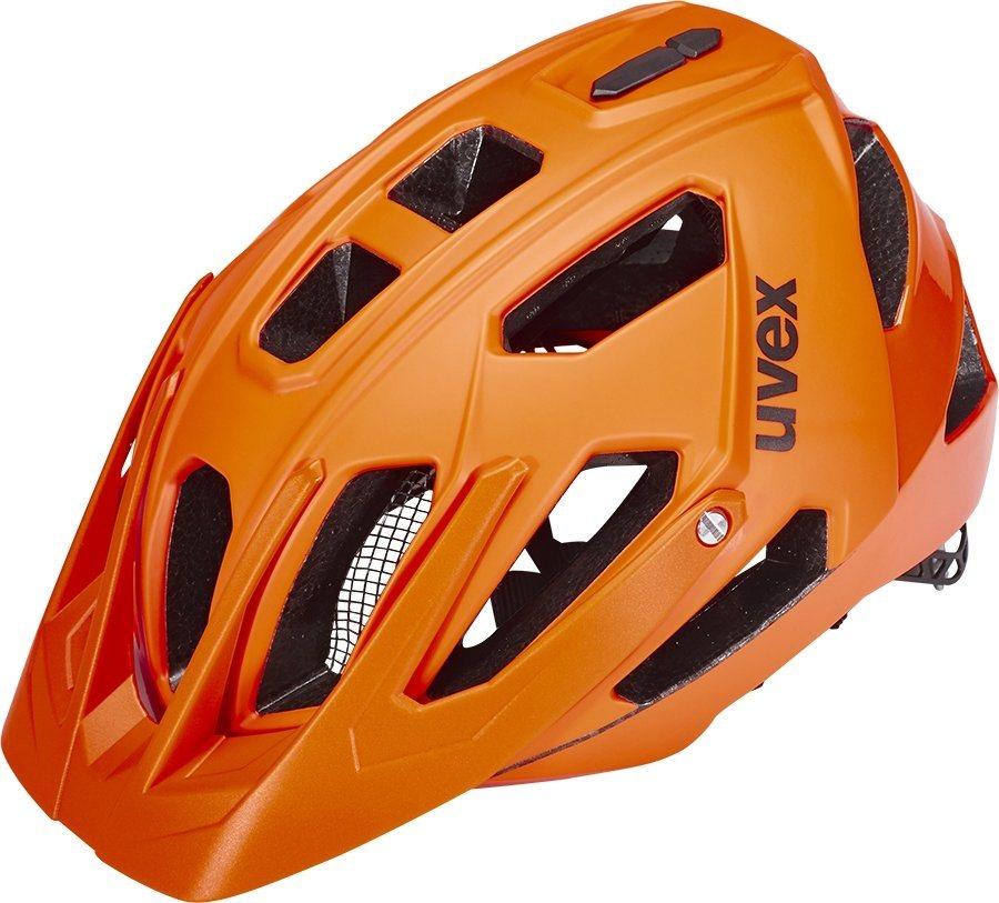 UVEX Fahrradhelm »quatro Helm« in orange