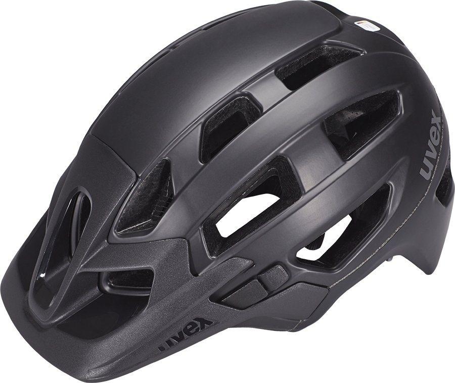 UVEX Fahrradhelm »finale Helm« in schwarz