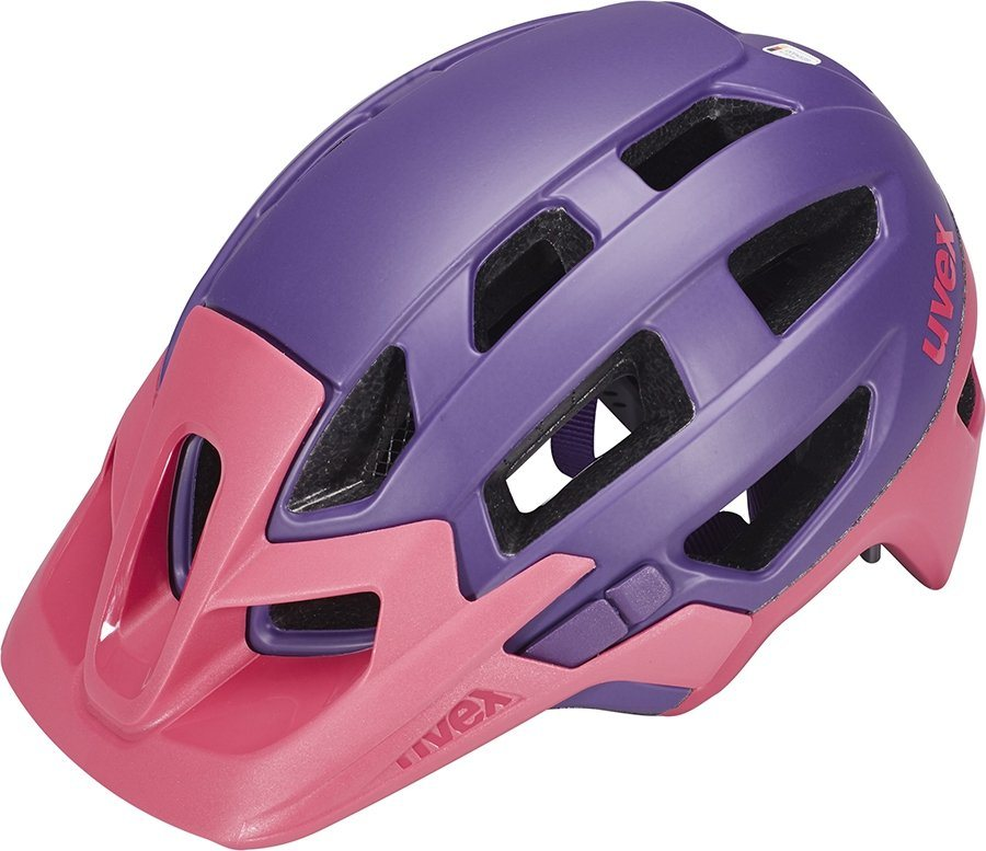 Uvex Fahrradhelm »finale Helm« in lila