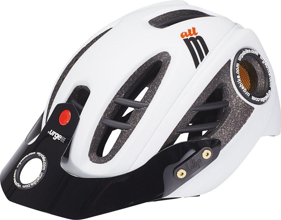 Urge Fahrradhelm »All-M Helmet« in weiß