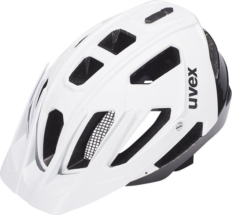 UVEX Fahrradhelm »quatro Helm« in weiß