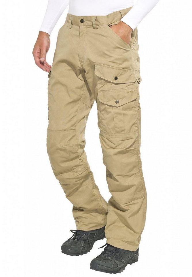 Fjällräven Outdoorhose »Barents Pro Trousers Men« in beige