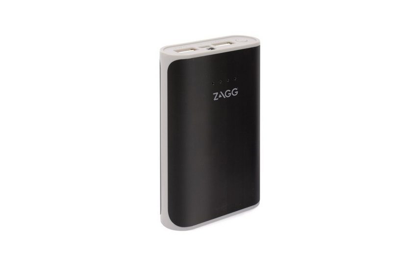 ZAGG Powerbank »Ignition 6,000 mAh Dual USB«