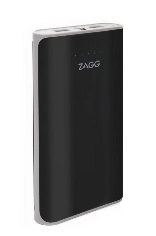ZAGG Powerbank »Ignition 12,000 mAh Dual USB« in Schwarz