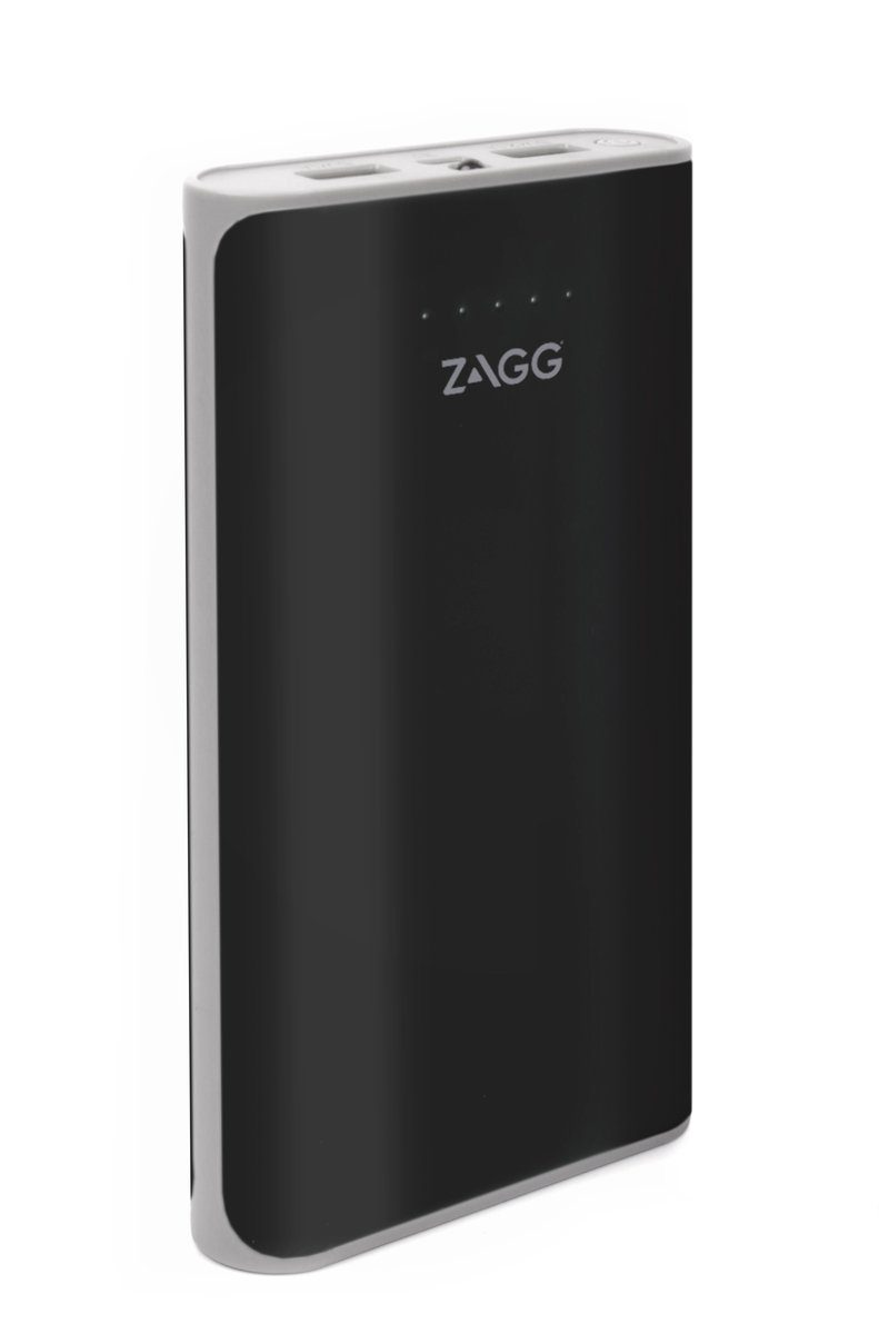 ZAGG Powerbank »Ignition 12,000 mAh Dual USB«