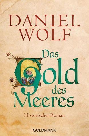 Broschiertes Buch »Das Gold des Meeres / Fleury Bd.3«