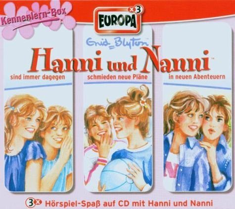 Audio CD »Enid Blyton: Hanni Und Nanni-Einsteigerbox«