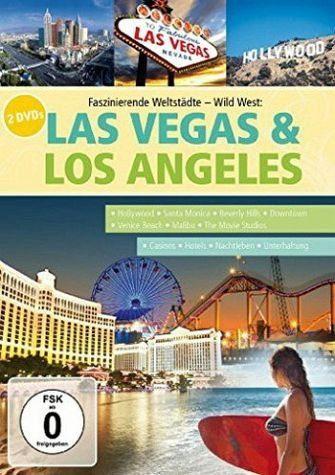 DVD »Faszinierende Weltstädte - Las Vegas & Los...«