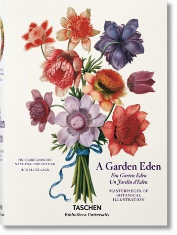 Gebundenes Buch »Ein Garten Eden«