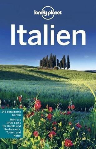 Broschiertes Buch »Lonely Planet Reiseführer Italien«