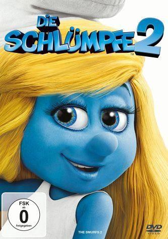 DVD »Die Schlümpfe 2«