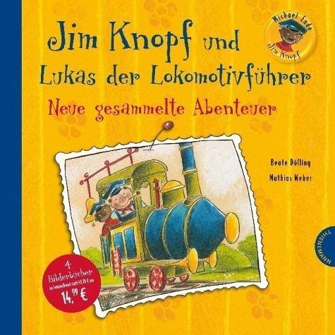 Gebundenes Buch »Jim Knopf und Lukas der Lokomotivführer - Neue...«