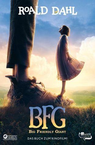 Broschiertes Buch »BFG. Big Friendly Giant«