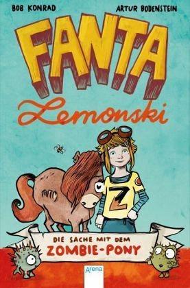 Gebundenes Buch »Fanta Lemonski«