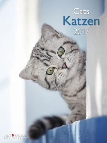 Kalender »Katzen 2017 Posterkalender«