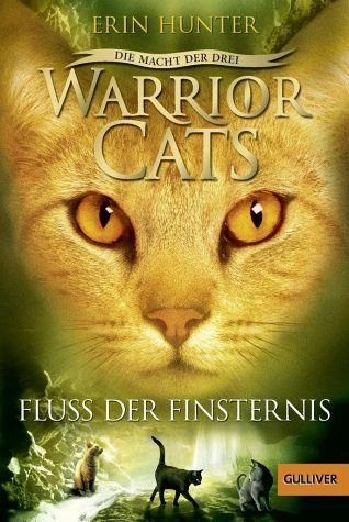 Broschiertes Buch »Fluss der Finsternis / Warrior Cats Staffel 3...«