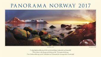 Kalender »Panorama Norwegen 2017«
