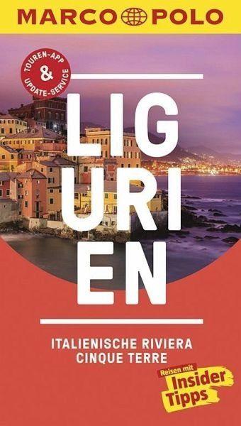 Broschiertes Buch »MARCO POLO Reiseführer Ligurien, Italienische...«