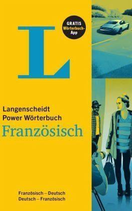 Broschiertes Buch »Langenscheidt Power Wörterbuch Französisch -...«
