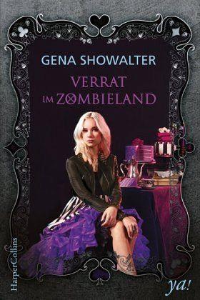 Gebundenes Buch »Verrat im Zombieland / Alice Bd.4«