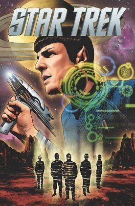 Broschiertes Buch »Star Trek Comicband 12: Die neue Zeit 7«