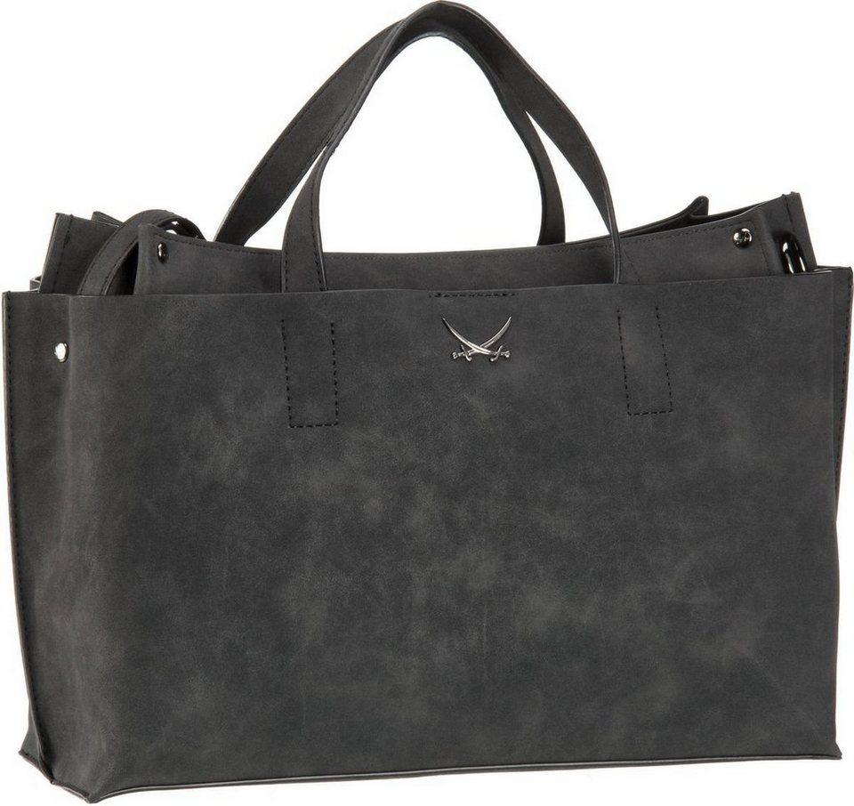 Sansibar Graceful 1001 Zip Bag in Black