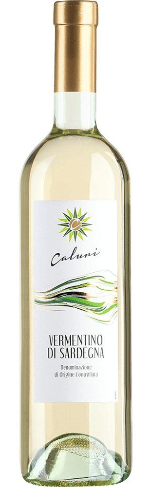 Weisswein aus Italien, 12,5 Vol.-%, 75,00 cl »2015 Caluri«