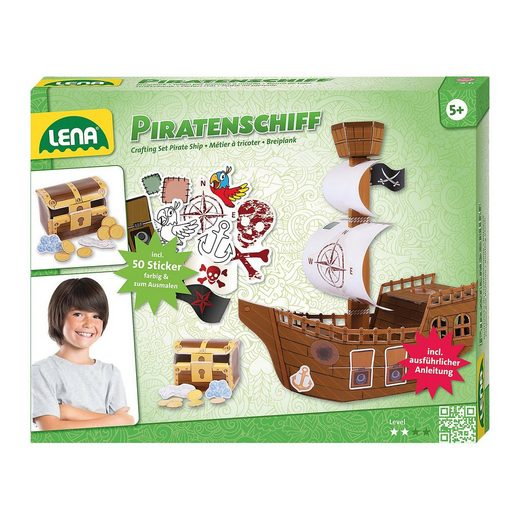Lena® Piratenschiff
