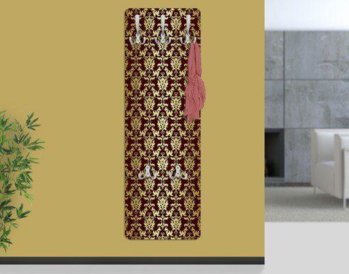 Bilderwelten Wandgarderobe 139x46x2cm »The 12 Muses«