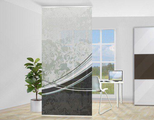 Bilderwelten Raumteiler 250x120cm »Swinging Baroque«