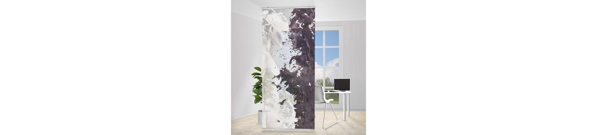 Bilderwelten Raumteiler 250x120cm »Milk & Coffee«