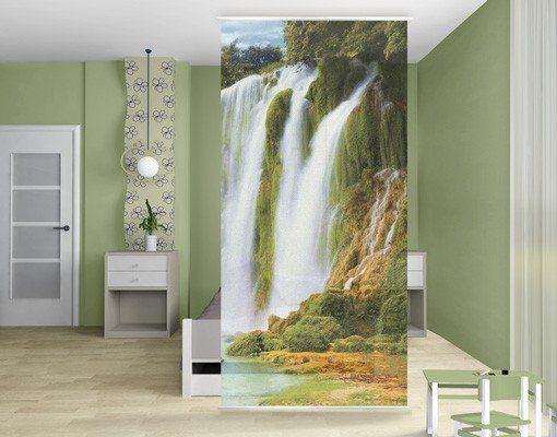 Bilderwelten Raumteiler 250x120cm »Amazon Waters« in Farbig