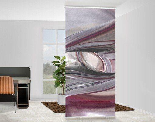 Bilderwelten Raumteiler 250x120cm »Illusionary« in Farbig