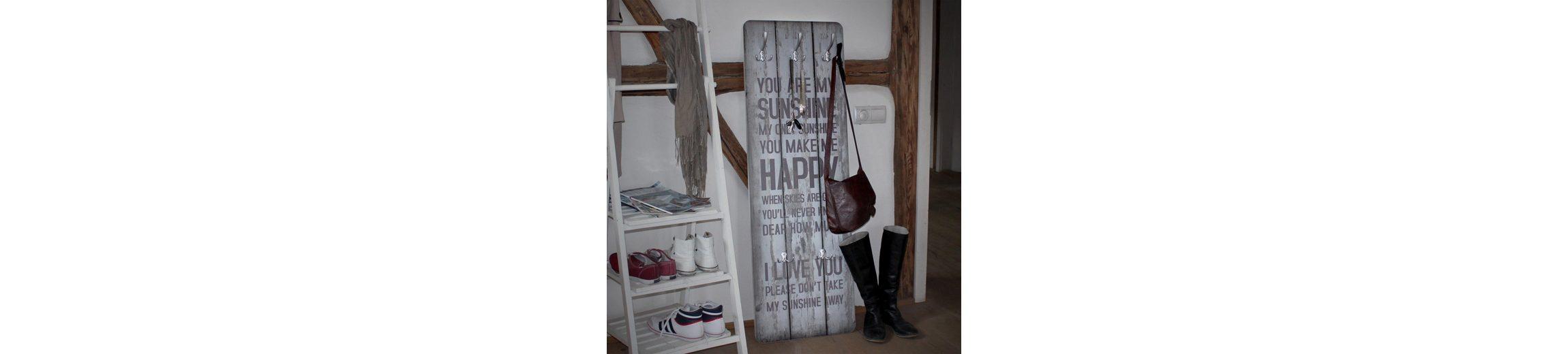 Bilderwelten Garderobe Shabby Chic 139x46x2cm »No.RS182 Sunshine«