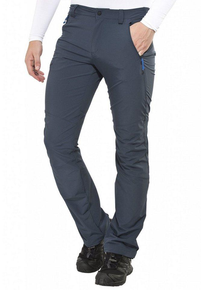 Salewa Outdoorhose »Puez Terminal Pant Men DST Regular« in grau