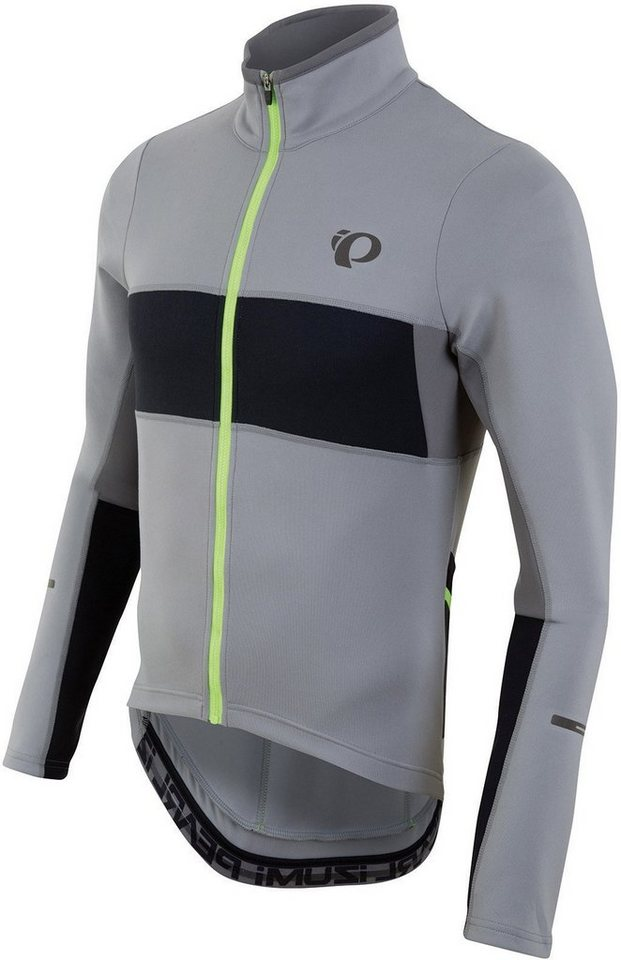 PEARL iZUMi Radtrikot »ELITE Escape Thermal LS Jersey Men« in grau