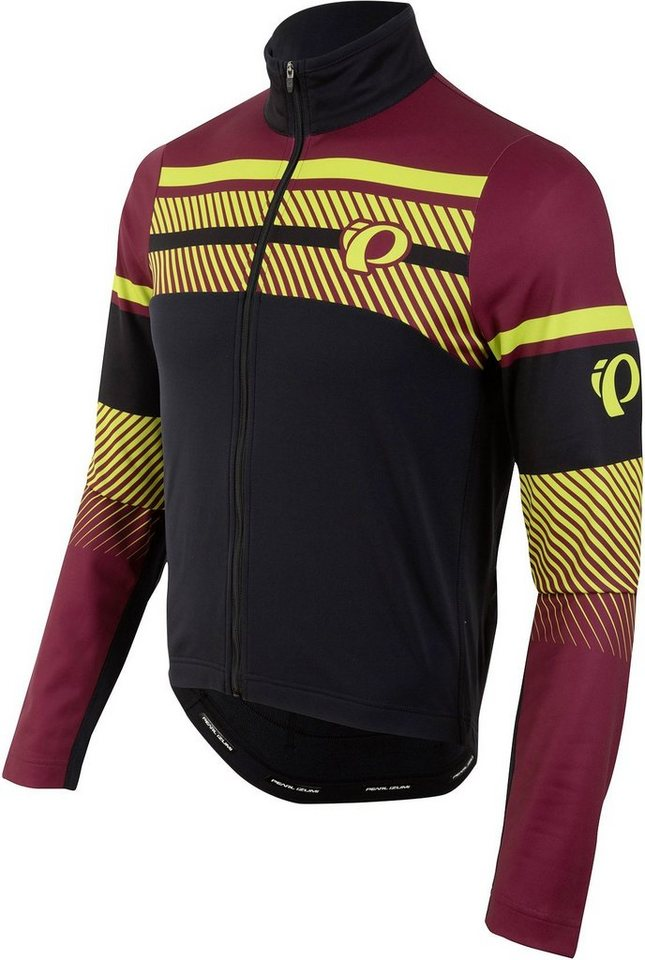 PEARL iZUMi Radtrikot »SELECT Thermal LTD Jersey Men« in schwarz