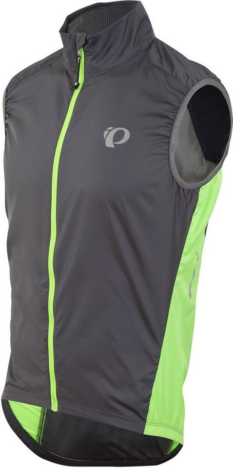 PEARL iZUMi Weste »ELITE Barrier Vest Men« in grau